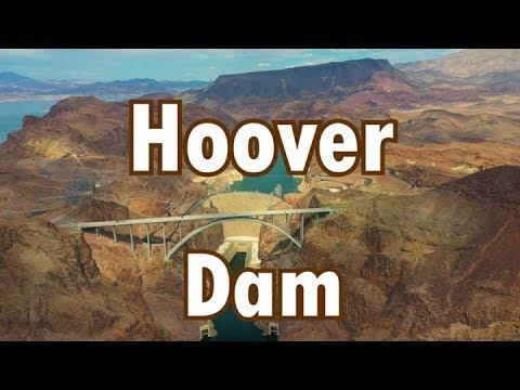 Aerial Tour of Hoover Dam