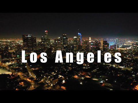 Our Aerial and Ground tour of Los Angeles