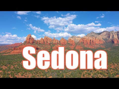 Red Rock Formations at Sedona