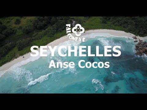 Anse Cocos Beach Seychelles