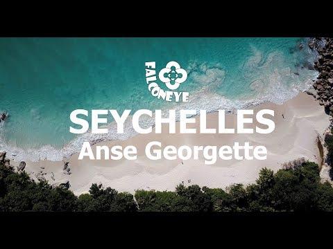 Anse Georgette Beach Seychelles