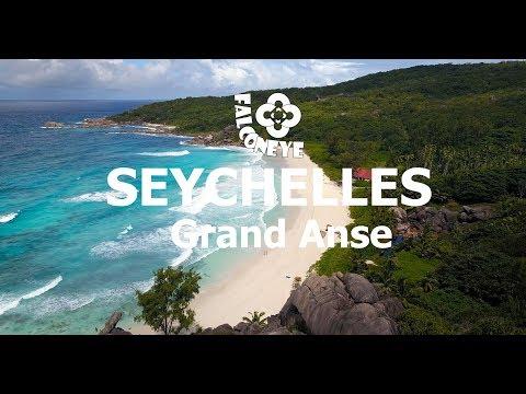 Grand Anse Beach Seychelles