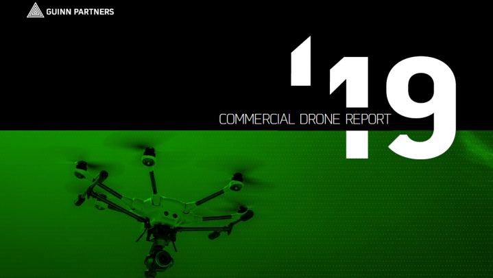 STATE OF THE DRONE INDUSTRY 2019 REPORT