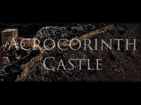 Ακροκόρινθος το σπουδαίο κάστρο της αρχαιότητας