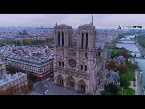 Reconstruction of Notre-Dame de Paris