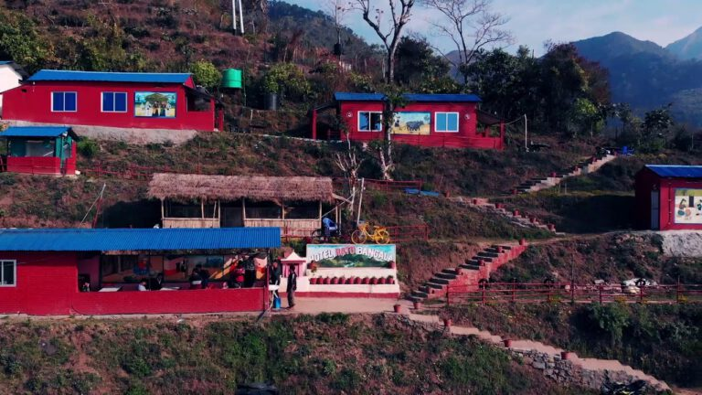 Hotel Rato Bangala Aerial Video