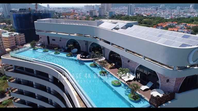 CAO HOTEL VUNG TAU FLYCAM