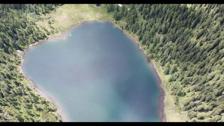 Da Malga Vigo e Lago Malghette col drone