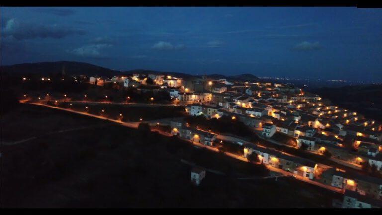 Da Montaguto viaggiare con drone