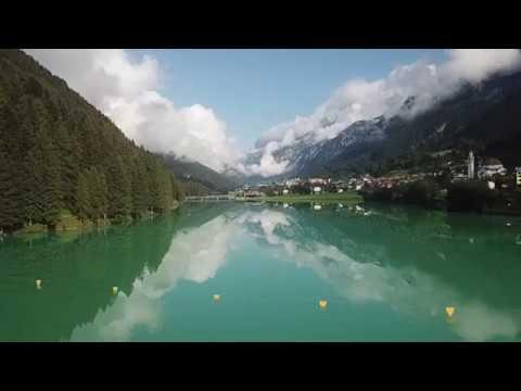 Lago di S. Caterina col drone