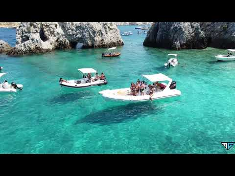 Isole Tremiti Cala dei Pagliai