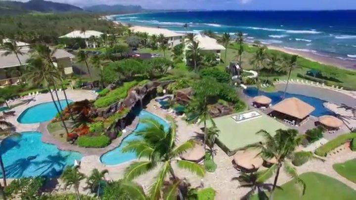 Kauai Beach Resort The Best Aerial Videos